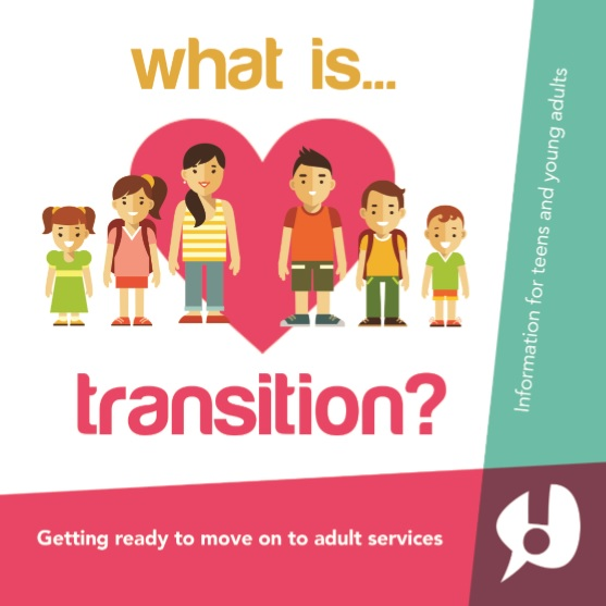 Moving to Adult Services